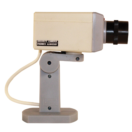 Motion Detecting Dummy Camera